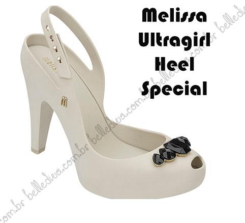 Melissa Ultragirl heel Special
