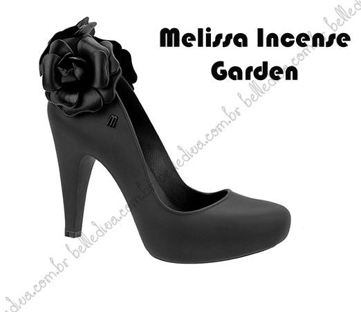 Melissa  incense Garden