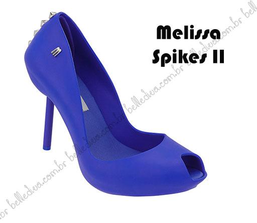 Melissa spikes