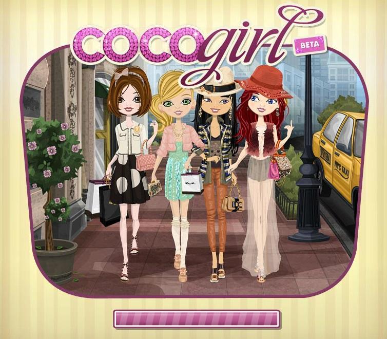 coco girl abertura