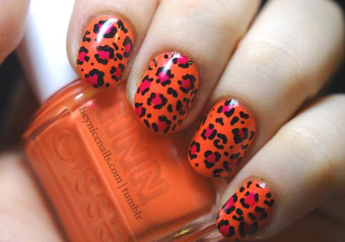 onça laranja