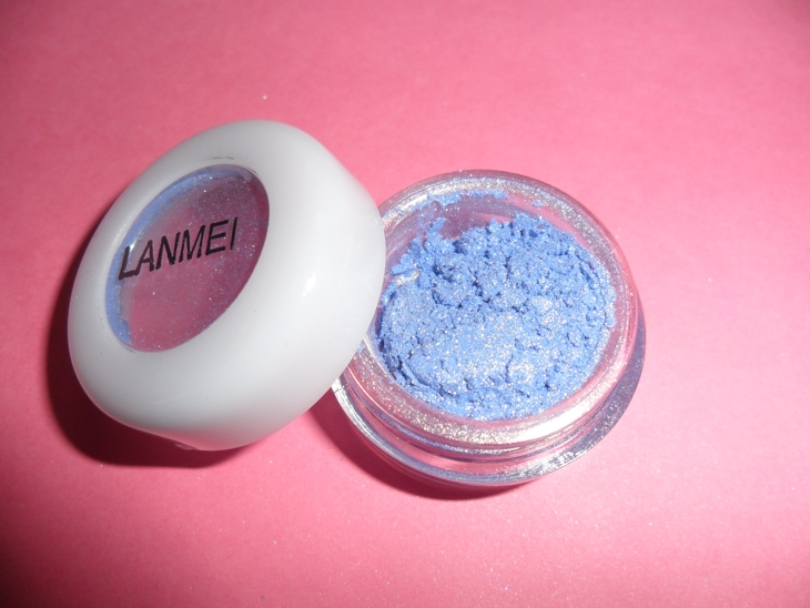 pigmentos lanmei azul flsah