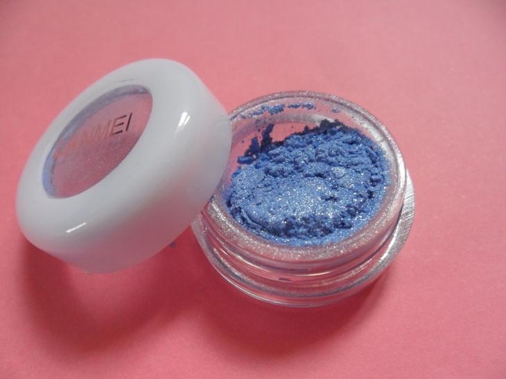 pigmentos lanmei azul