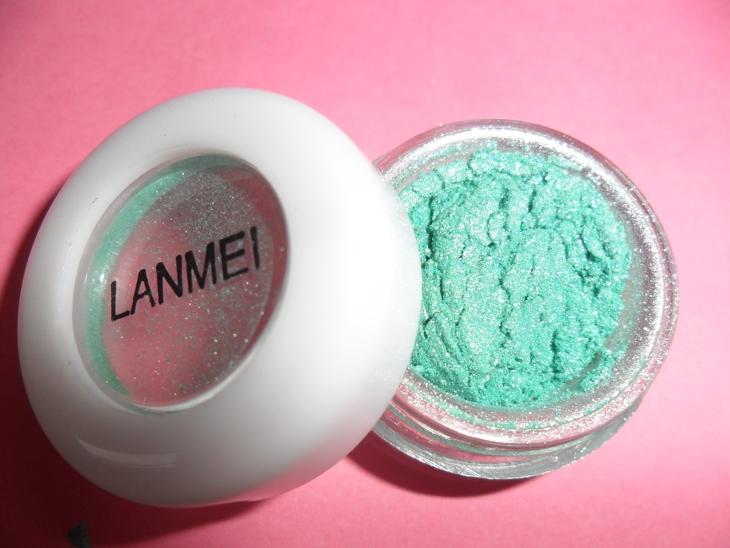 pigmentos lanmei verde flash