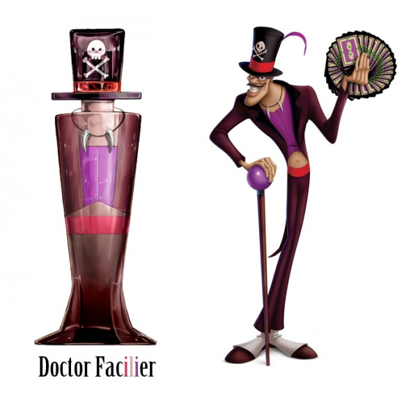 doctor facilier