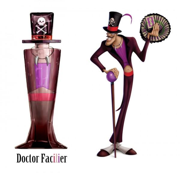 doctor facilier