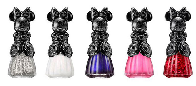 esmaltes minnie