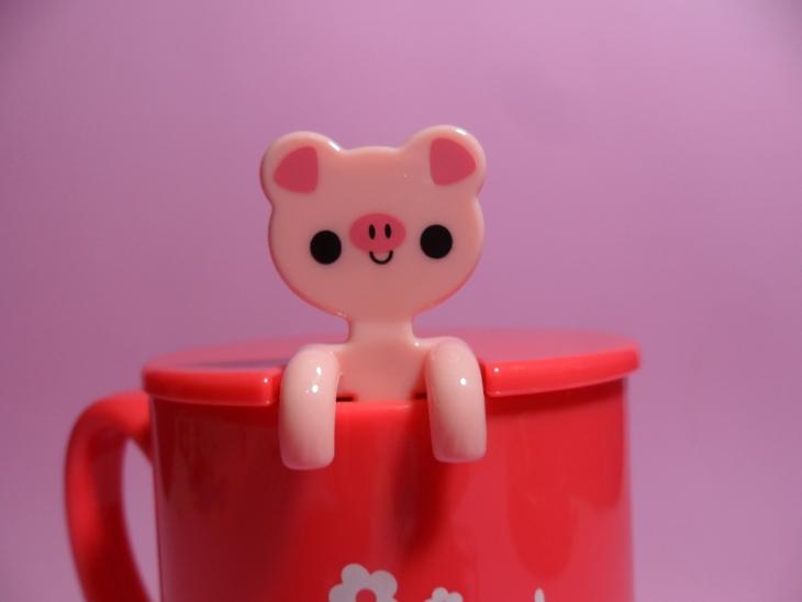 colher porquinho
