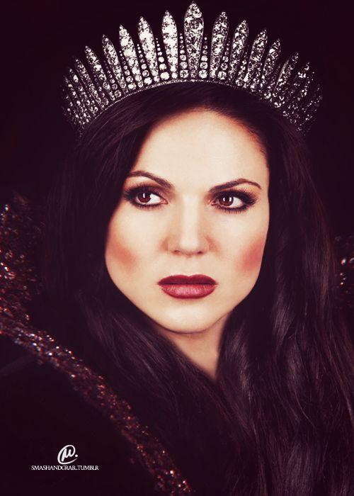 maquiagem regina coroa
