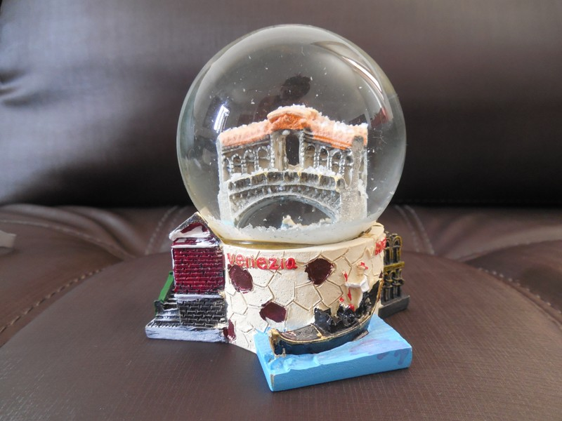globo de neve