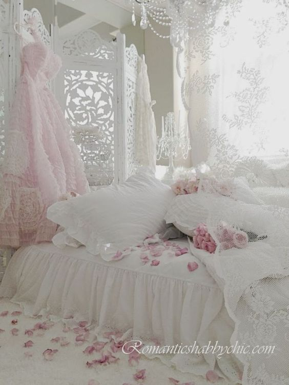petalas na cama bouquet