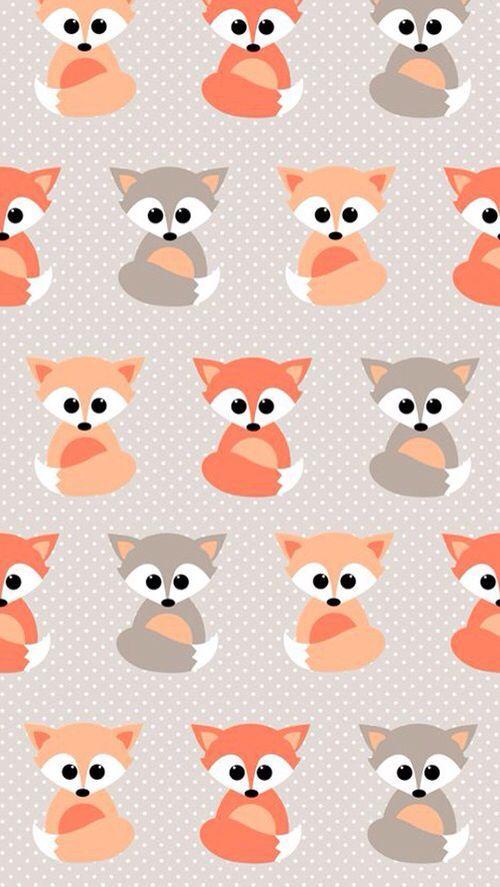 wallpaper celular raposas