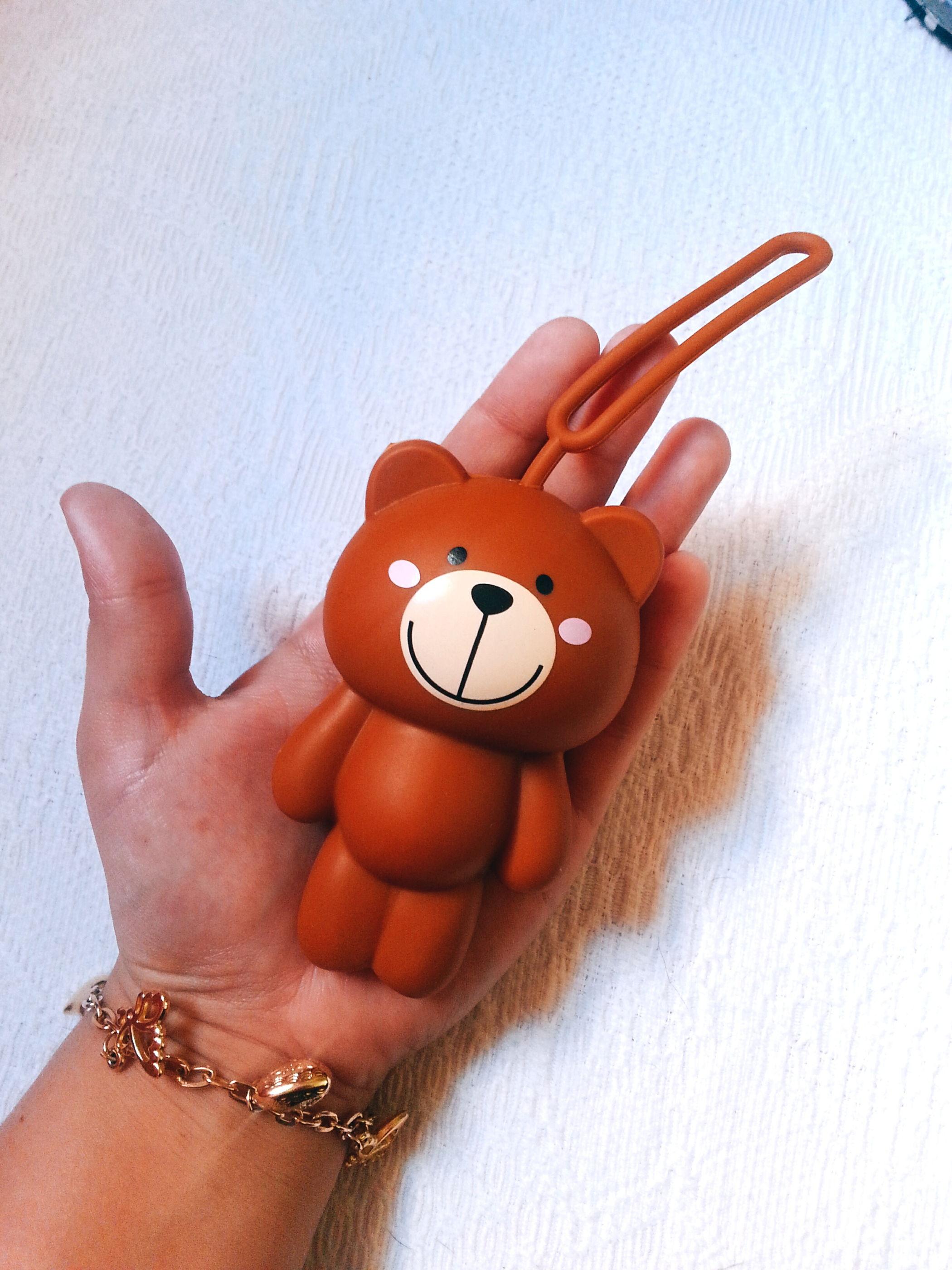 chaveiro teddy