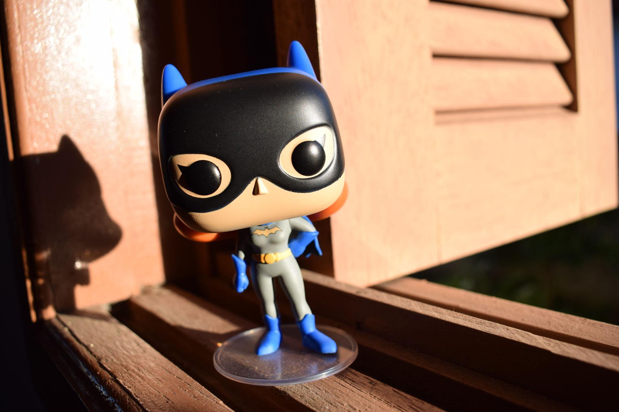 Pop! Funko Batgirl