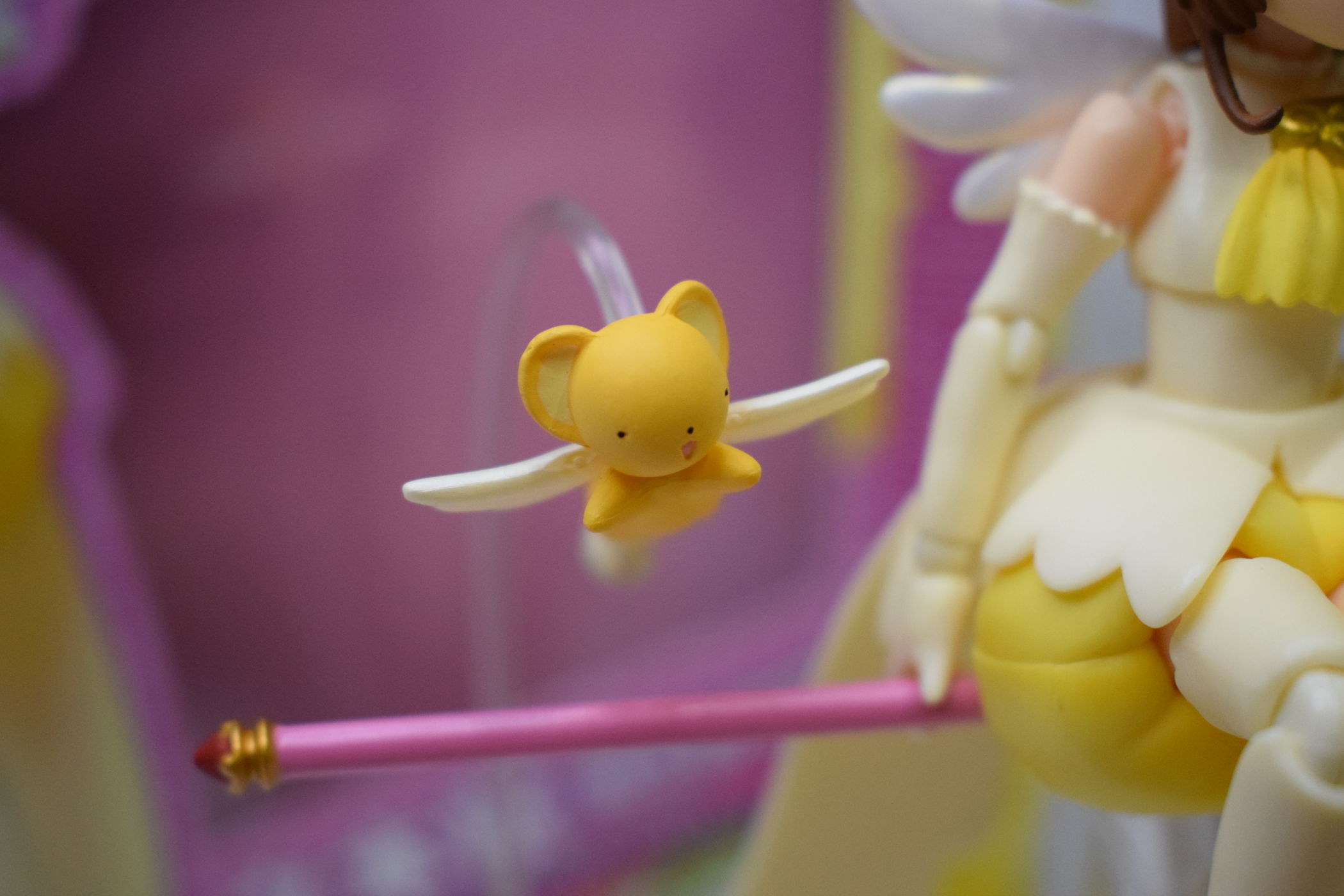 sakura card captors kero