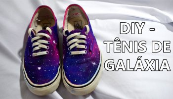 CAPA tenis de galáxia